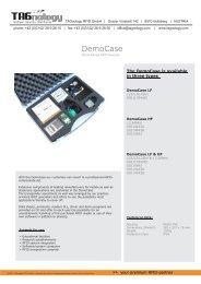 DemoCase - RFID Webshop