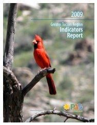 Greater Tucson Region Indicators Report - Pima Association of ...