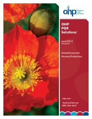 PGR Solutions - OHP, Inc.