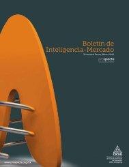 Boletín de Inteligencia-Mercado - Prospecta