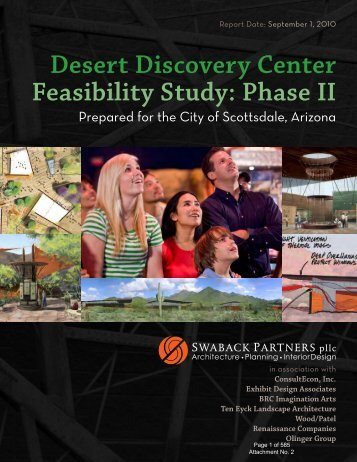 Sections 1 & 2 - Executive Summary and Process - City of Scottsdale