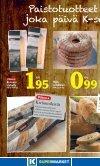 TARJOUKSET VOIMASSA MA-KE 28.-30.1. - K-supermarket - Page 2