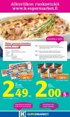 TARJOUKSET VOIMASSA MA-KE 28.-30.1. - K-supermarket - Page 4