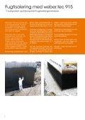 Deitermann fugtisolering - Weber - Page 6
