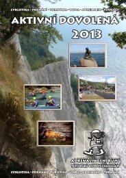 Katalog AC 2013 - ADRENALIN CENTRUM, s.r.o.