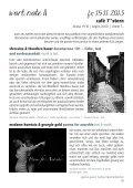 herbstklang 2013 | detailliertes abendprogramm - fiveseasons - Seite 5