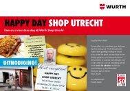 happy dayshop utrecht - Würth Nederland