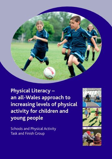 Physical Literacy - Sport Wales
