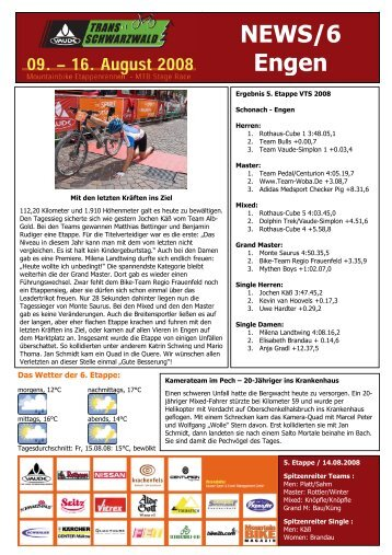 VTS-News (Etappe 5)