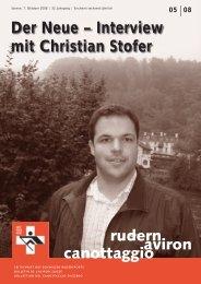 rudern-aviron-canottaggio 5/2008 (Okt. 08) - Schweizerischer ...