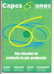 PROFMAT é destaque no Relatório dos 60 anos da CAPES