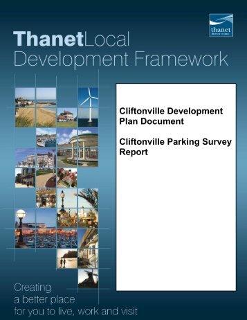 Parking Survey Report - Thanet District Council