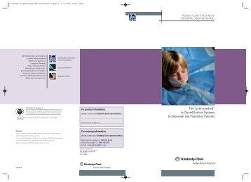 TC neonatal et pediatrique HC603/04-EN:Mise en page 1