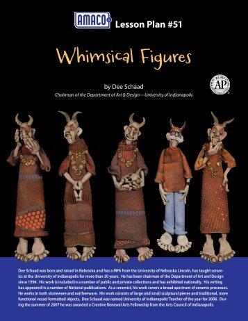 Whimsical Figures - Amaco