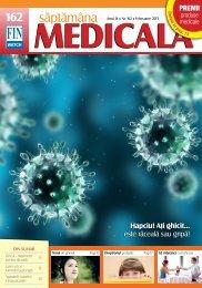 revista in format PDF - Saptamana Medicala