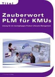 Dassault Systems - Zauberwort PLM für KMUs Lösung für ein ...