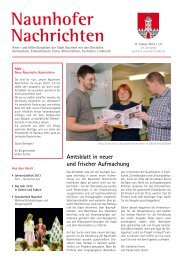 Naunhofer Nachrichten - Druckhaus Borna