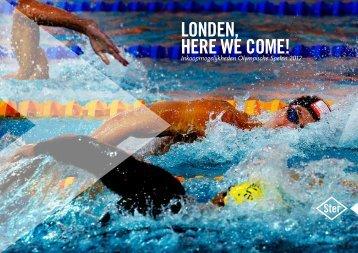 Olympische Spelen - Ster