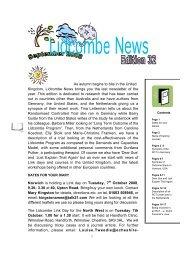 Lidcombe News Edition 32nd - Montreal Fluency