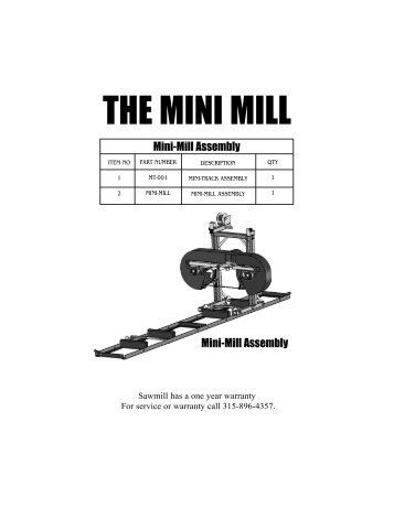 mini-mill-owners-manualqxd-harbor-freight-tools Harbor Freight Mini Mill Wiring Diagram on