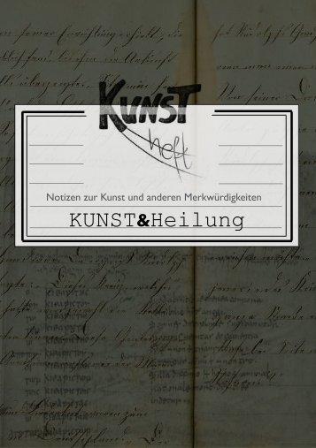 KUNST&Heilung; - Malerei
