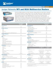 Provider Backbone Bridging on MX Series Routers