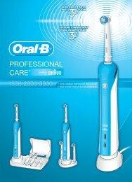 PROFESSIONAL CARE® - Oral-B