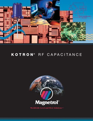 KOTRON® RF CAPACITANCE - Powerflo Solutions