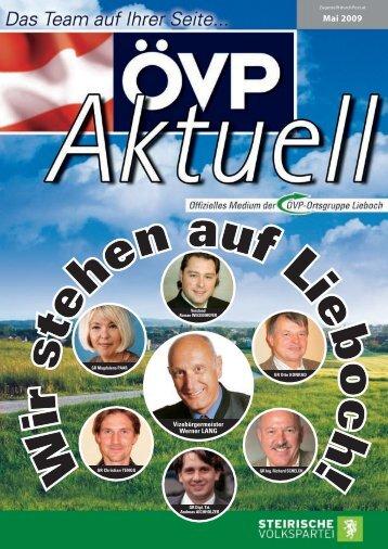 Mai 2009 - ÖVP Lieboch