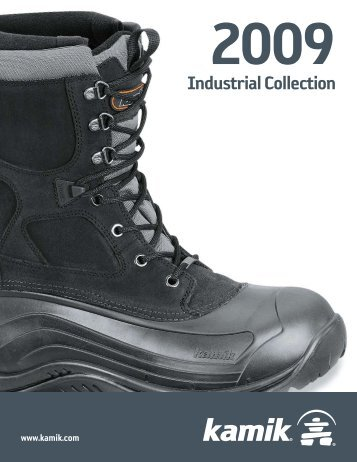 Industrial Collection - Kamik