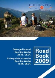 Road Book 2009 - Dolce Vita Hotels