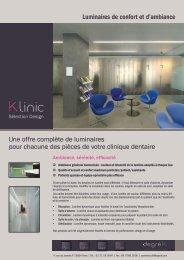doc. commerciale - Degré K