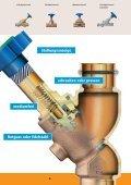 Das Armaturen-System der Hauswasserzentrale - R. Nussbaum AG - Seite 6