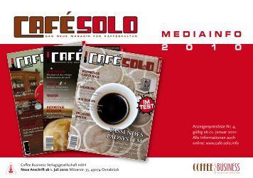 6 Ihr Werbeträger - Cafe Solo