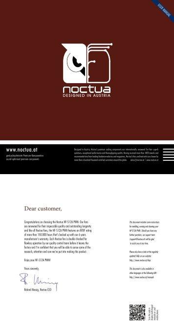 Noctua NF-S12A PWM (EN) - Noctua.at