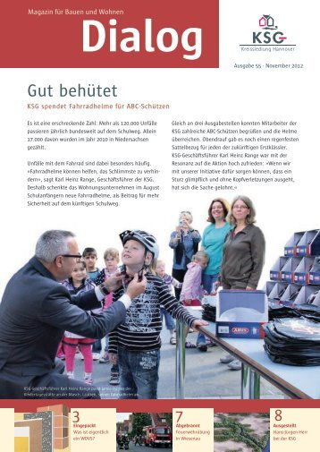 Dialog 55 - KSG Hannover