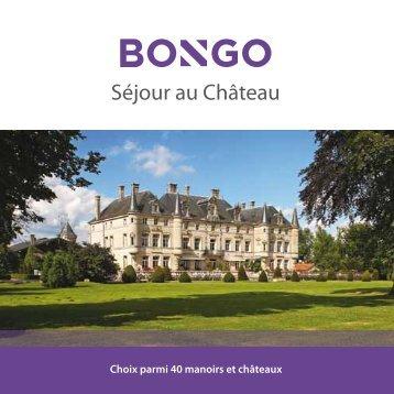 Séjour au Château - Weekendesk-mail.com