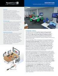 TeamWork – DESIGNSTUDIE: Vollständig digitales System für ...