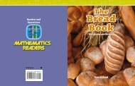 Bread - Teacher Created Materials