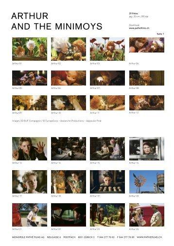 Arthur Index.qxd - Pathé Films AG Zürich