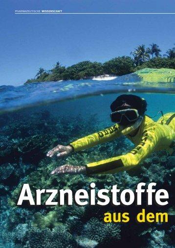 Fortbildung-2008-04-Arzneistoffe-aus-dem-Meer - Gebr. Storck Verlag