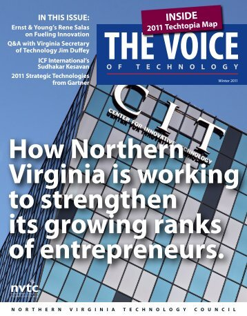 How Northern Virginia is working to strengthen its growing