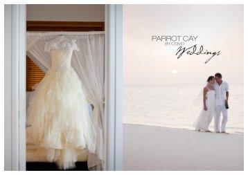 Weddings Brochure (PDF) - COMO Hotels and Resorts