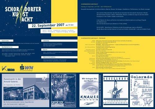 Röhm-Galerien - Kulturforum Schorndorf