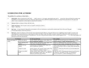 Download Harvard Referencing Style - Jsr-iimt.in