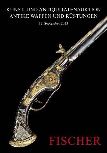 Kat.-Nr. 1-89 Sonderkatalog Antike Waffen & Rüstungen