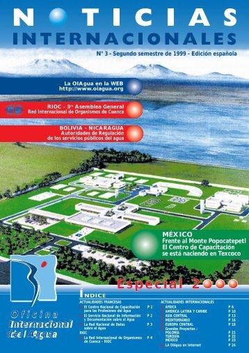 Las Noticias Internacionales - Office International de l'Eau