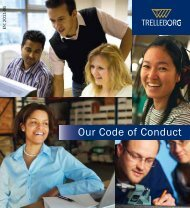 Our Code of Conduct - Trelleborg