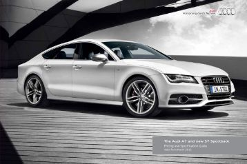 Download Brochure - Poole Audi