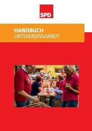 Handbuch Ortsvereinsarbeit - SPD im Kreis Unna